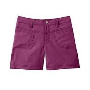 Athleta Dipper Shorts Raspberry size 6 Hiking